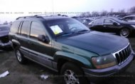 1999 JEEP GRAND CHEROKEE LAREDO #1256604632