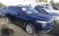 2015 JEEP CHEROKEE LIMITED #1260320720