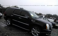 2010 CADILLAC ESCALADE LUXURY #1261354755