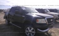 2006 FORD F150 SUPERCREW #1261382878