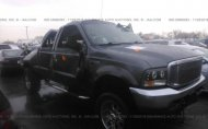 2004 FORD F350 SRW SUPER DUTY #1262004190