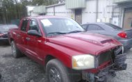 2006 DODGE DAKOTA QUAD SLT #1273240452