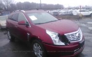2016 CADILLAC SRX LUXURY COLLECTION #1273826252