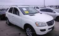 2007 MERCEDES-BENZ ML 350 #1273880638
