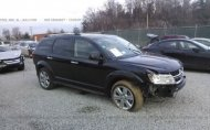 2014 DODGE JOURNEY LIMITED #1276060315