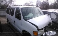 2007 FORD ECONOLINE E350 SUPER DUTY WAGON #1276061672