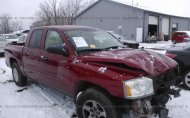 2006 DODGE DAKOTA QUAD SLT #1277627662