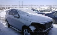 2013 MERCEDES-BENZ ML 350 BLUETEC #1277673578