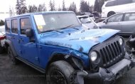 2016 JEEP WRANGLER UNLIMITED SPORT #1280582985