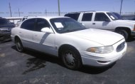 2002 BUICK LESABRE LIMITED #1288832698