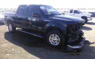 2012 FORD F150 SUPERCREW #1288862200