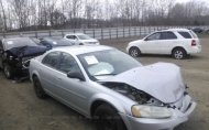 2002 CHRYSLER SEBRING LX #1290054350