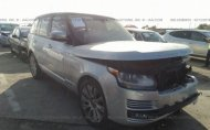 2013 LAND ROVER RANGE ROVER SUPERCHARGED #1291287622