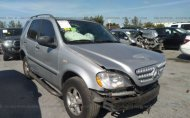 1998 MERCEDES-BENZ ML 320 #1291291045