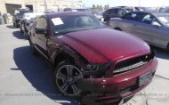 2014 FORD MUSTANG #1292326570