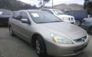 2005 HONDA ACCORD EX #1292330848