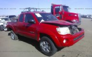 2008 TOYOTA TACOMA PRERUNNER ACCESS CAB #1292364920