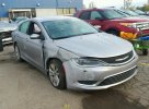 2015 CHRYSLER 200 LIMITE #1297506598