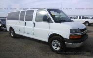 2010 CHEVROLET EXPRESS G3500 LT #1302922322