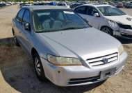 2001 HONDA ACCORD VAL #1303345698