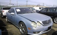 2002 MERCEDES-BENZ CL 500 #1304852695