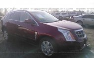 2010 CADILLAC SRX LUXURY COLLECTION #1307999488