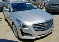 2017 CADILLAC CTS LUXURY #1308244720