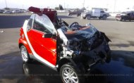 2008 SMART FORTWO PASSION #1309731992