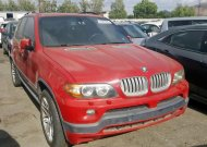 2004 BMW X5 4.8IS #1310556470