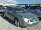 2008 FORD FUSION SEL #1311200495