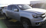 2017 CHEVROLET COLORADO LT #1311494310