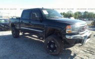 2004 GMC SIERRA K2500 HEAVY DUTY #1311514232