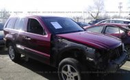 2005 JEEP GRAND CHEROKEE LIMITED #1317001258