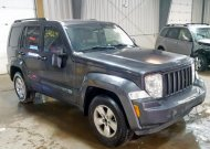 2010 JEEP LIBERTY SP #1320306645