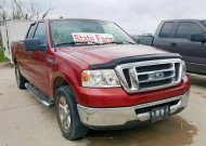 2008 FORD F150 #1323322025