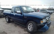 2011 FORD RANGER SUPER CAB #1324240540