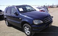 2000 MERCEDES-BENZ ML 320 #1324264195