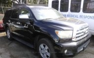 2008 TOYOTA SEQUOIA LIMITED #1324280682