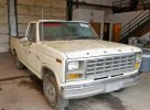 1981 FORD F100 #1328111298