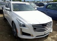 2017 CADILLAC CTS LUXURY #1328688845