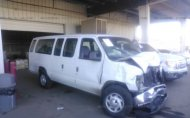 2008 FORD ECONOLINE E350 SUPER DUTY WAGON #1334641635