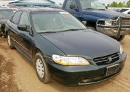 2001 HONDA ACCORD VAL #1334728778