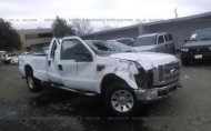 2008 FORD F250 SUPER DUTY #1334999720