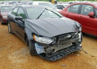2014 FORD FUSION S #1335296035
