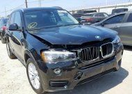 2017 BMW X3 SDRIVE2 #1338287472