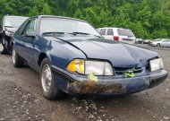 1987 FORD MUSTANG LX #1338296222
