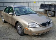 2000 MERCURY SABLE LS P #1338308890
