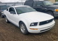2007 FORD MUSTANG #1340111398