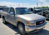2001 GMC NEW SIERRA #1340116642