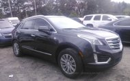 2017 CADILLAC XT5 LUXURY #1340369958